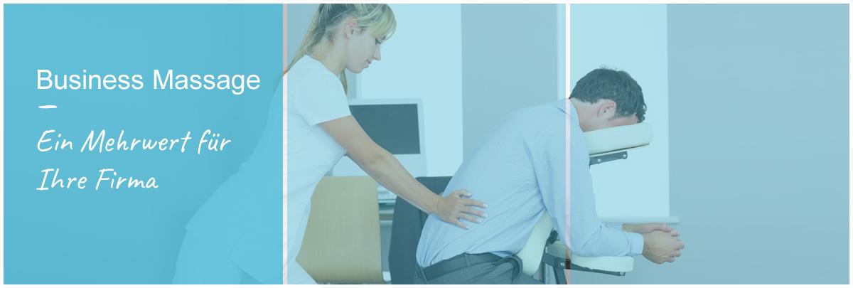 Business Mobile Massage