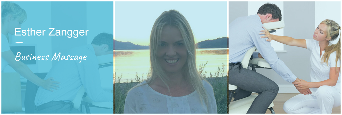 Esther Zangger Business Massage